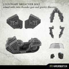 Legionary Breacher Bike w/Twin Thunder Gun & Gravity Distorter