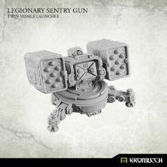 Legionary Sentry Gun - Twin Missile Launcher