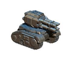 Legionary Heavy Weapon Platform - Quad Lascannon