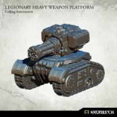 Legionary Heavy Weapon Platform - Gatling Autocannon