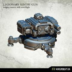 Legionary Sentry Gun - Magma Cannon w/Searchlight