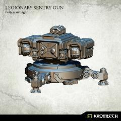 Legionary Sentry Gun - Twin Searchlight