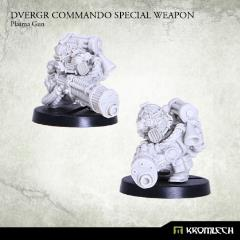 Dvergr Commando Special Weapon - Plasma Gun