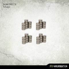 Neodymium Disc Magnets 3x2mm