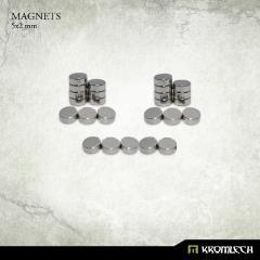 Neodymium Disc Magnets 5x2mm