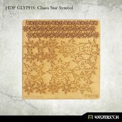 HDF Glyphs - Chaos Star Symbol