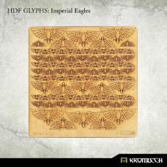 HDF Glyphs - Imperial Eagles