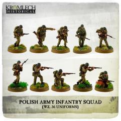 Infantry Squad - Wz. 19 Uniforms
