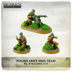 Wz. 30 Machine Gun Team