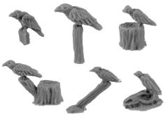Basing Kit - Birds