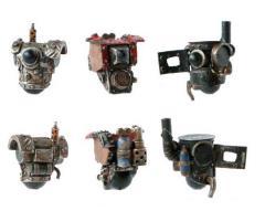 Mechanical Torsos