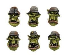 German Orcs in Helmets