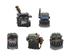 Clanking Destroyer Heads