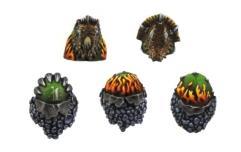 Dragonborn Shoulder Pads
