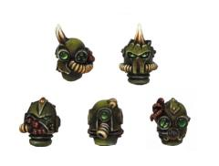 Legionary Morbid Heads
