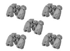 Legionary Jump Pack