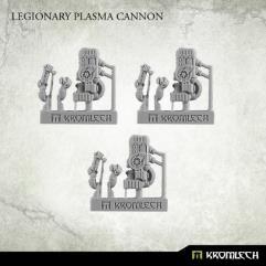 Legionary Plasma Cannons