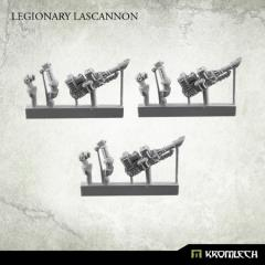 Legionary Lascannons