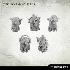 Iron Mask Heads