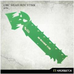 Orc Measurin' Stikk - Green