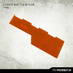 Chaos Battle Ruler - Orange