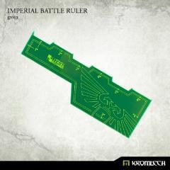 Imperial Battle Ruler - Green
