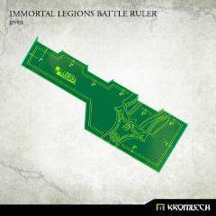 Immortal Legions Battle Ruler - Green
