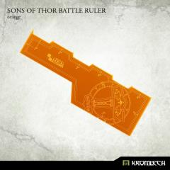 Sons of Thor Battle Ruler - Orange