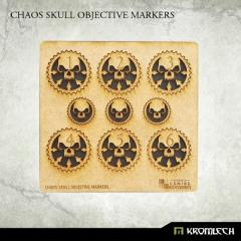 Objective Markers - Chaos Skull