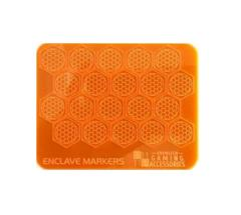 Enclave Markers - Orange