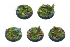32mm Round Bases - Windfall