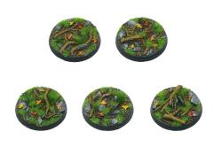 40mm Round Bases - Windfall