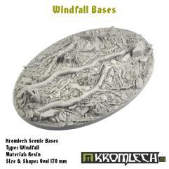 170mm Oval Base - Windfall