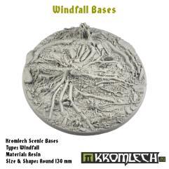130mm Round Base - Windfall