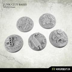 40mm Round Bases - Junk City
