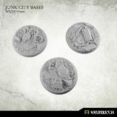 50mm Round Bases - Junk City