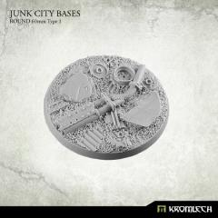 60mm Round Base #1 - Junk City