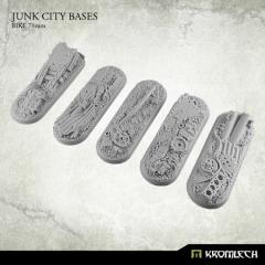 70mm Bike Bases - Junk City