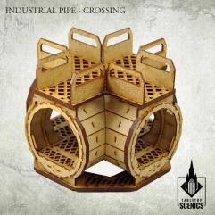 Industrial Pipe - Crossing