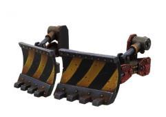 Heavy Assault Vehicle Dozer Blades