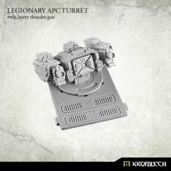 Legionary APC Turret - Twin Heavy Thunder Gun