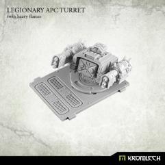 Legionary APC Turret - Twin Heavy Flamer