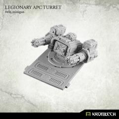 Legionary APC Turret - Twin Minigun