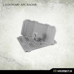 Legionary APC Turret - Radar