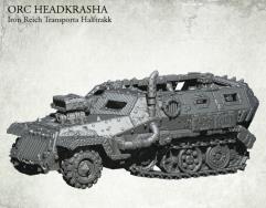 Iron Reich Transporta Halftrakk