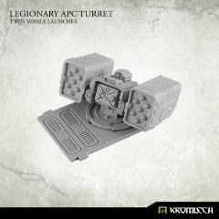 Legionary APC Turret - Twin Missile Launcher