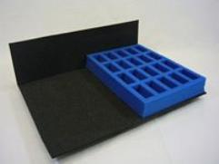 Twenty Compartment Tray (1/3 Depth, 1/2 Width)