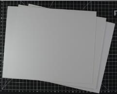 Plasticard - 1mm