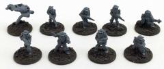 Evil Mid-Tech Infantry Collection #1