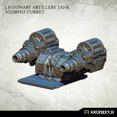 Legionary Artillery Tank - Scorpio Turret